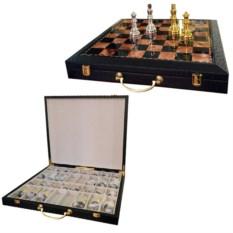 Настольная игра Шахматы , размер 45,8х45,8х6см