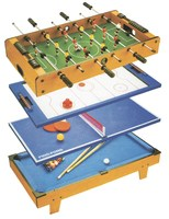 Футбол,аэрохоккей,теннис,бильярд Partida-82