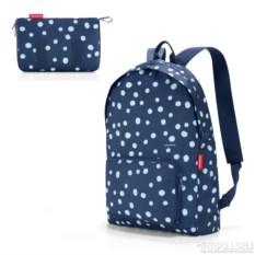 Cкладной рюкзак mini maxi spots navy