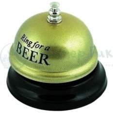 Настольный звонок Время пива