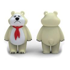 Флешка Медведь Пионер на 8Гб