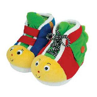 Развивающая игрушка Ботинки обучающие от K_s Kids