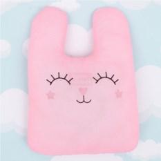 Подушка Зайчик розовый
