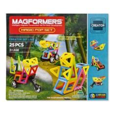 Магнитный конструктор Magformers Magic Pop Set (25 деталей)