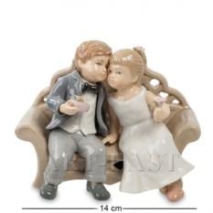 Статуэтка Романтическое свидание (Pavone)