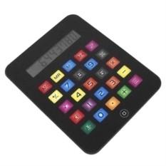 Большой цветной калькулятор