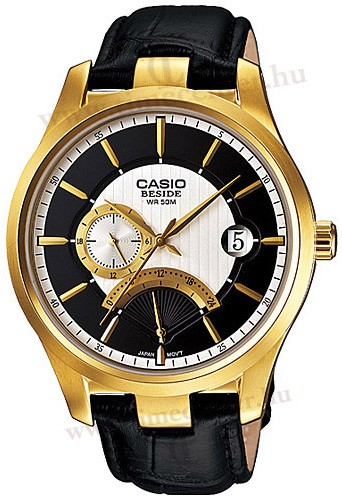 Мужские наручные часы Casio BEM-308GL-1A