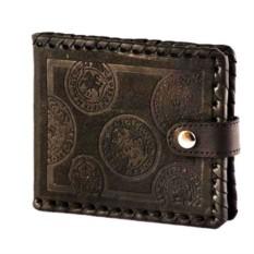 Кожаный кошелек «Монетный двор»
