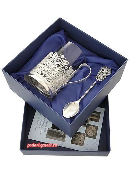 Набор для чая Кружево