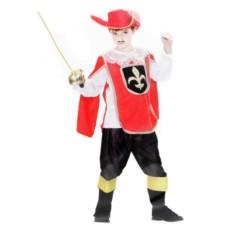 Детский карнавальный костюм мушкетёра