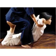 Сертификат Тайский традиционный массаж с элементами йоги