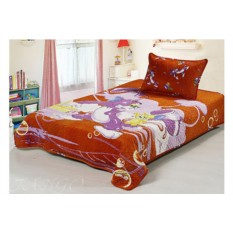 Детское 1.5-спальное покрывало Том и Джерри