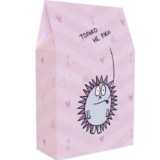 Подарочная коробка Только не ржи