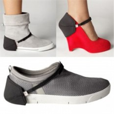 Автопятка для мужской обуви и женской без каблука