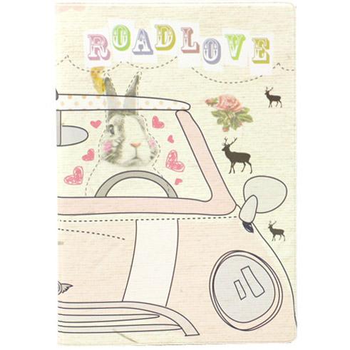 Обложка на документы RoadLove