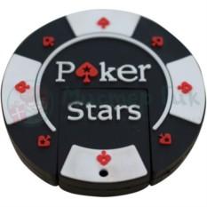 Флешка Покер Poker Stars 8Гб
