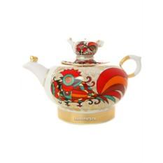 Заварочный чайник Красный петух