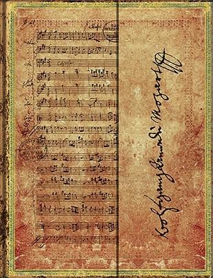 Записная книжка Вольфганг Моцарт, Квартет No.17 Охота