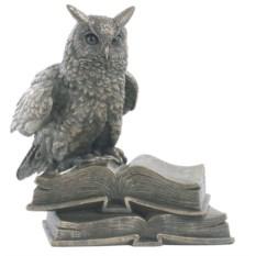 Декоративная статуэтка Сова