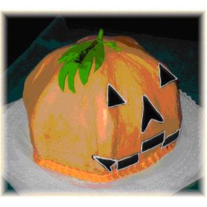 Торт Halloween