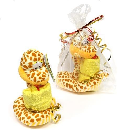 Мягкая игрушка «Змея Пантомима»