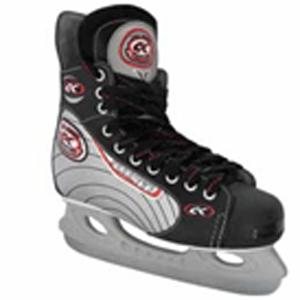 Хоккейные коньки PROFY LUX 5000