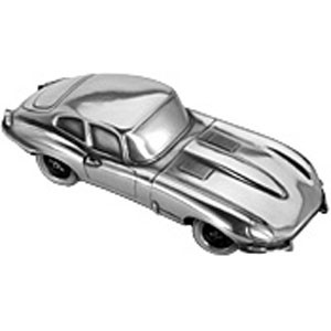 Скульптура Jaguar E Type от Compulsion Gallery