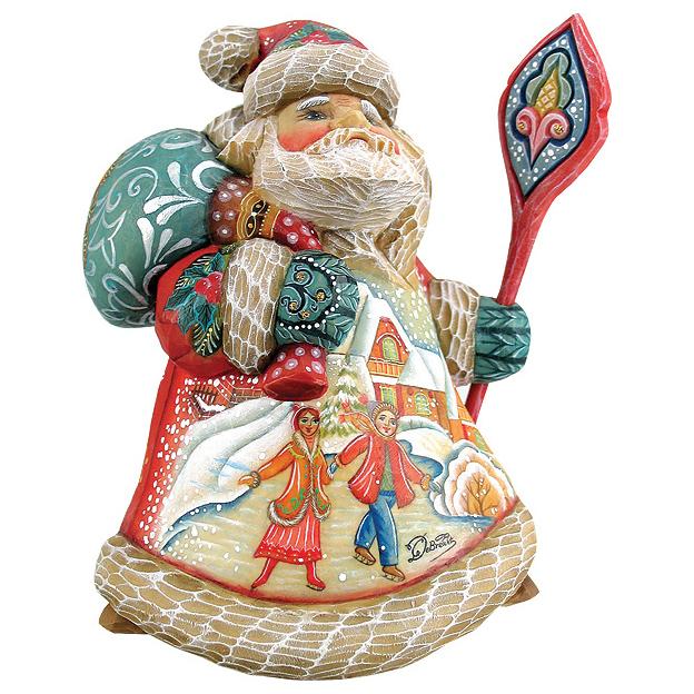 Дед Мороз «Зимние шалости»