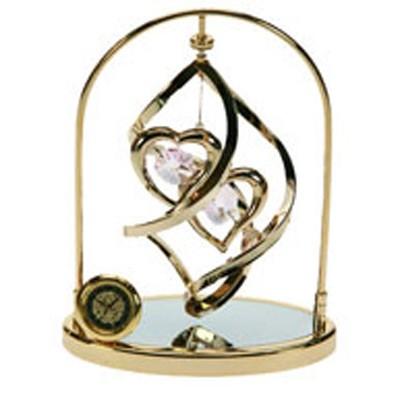 Часы «Сердца»