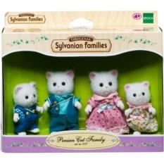 Игровой набор Sylvanian Families Семья персидских котов