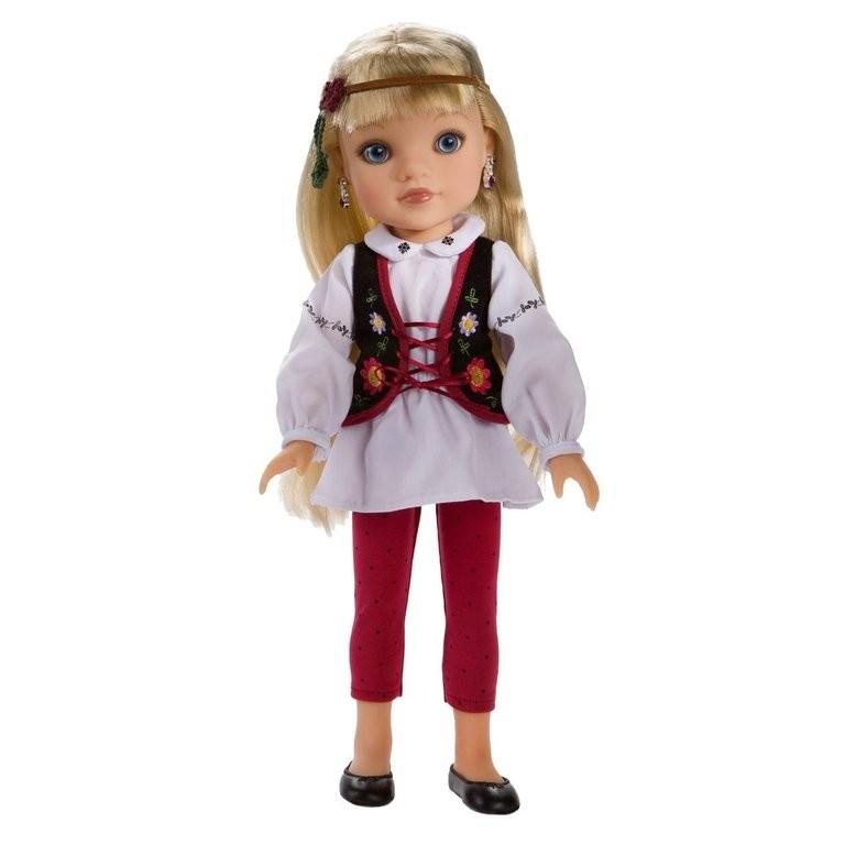 Кукла Олеся из Белоруссии