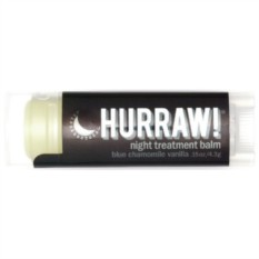 Бальзам для губ Hurraw! Night Treatment Balm (Moon Balm)