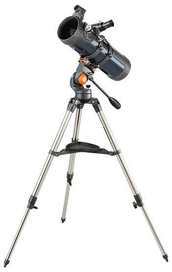 Телескоп Celestron AstroMaster 114 AZ