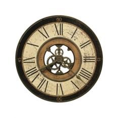 Настенные большие часы Howard Miller Brass Works