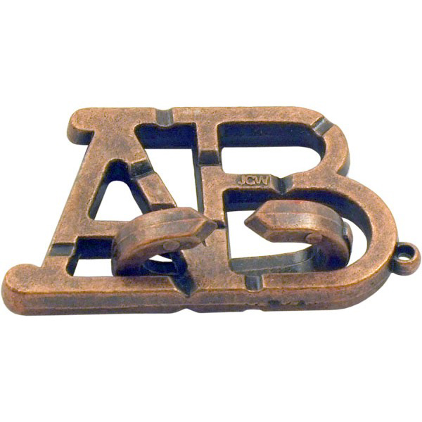 Головоломка «Тайна ABC»