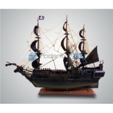Статуэтка Парусник Black Pearl Pirate Ship (80 см)