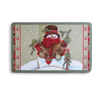 Коврик Traditional Snowman