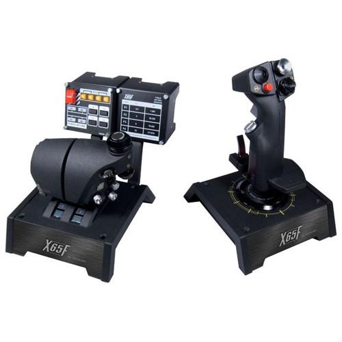 Джойстик для PC-Pro Flight X-65F Combat Control System (Saitek)