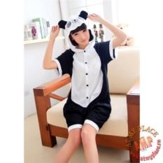 Легкая пижама кигуруми Панда