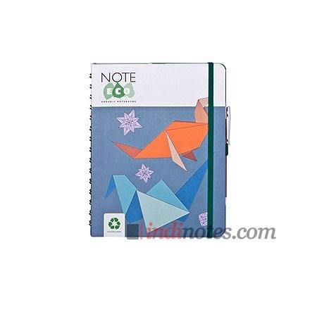 Тетрадь Note Eco Wild Travel