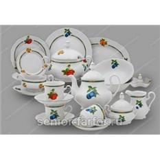 Чайно-столовый сервиз Фруктовый сад