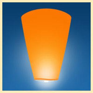 Фонарик «Оранжевый конус»