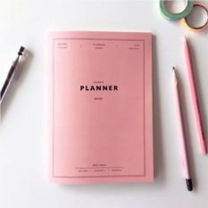 Розовый планинг Anytime Planner