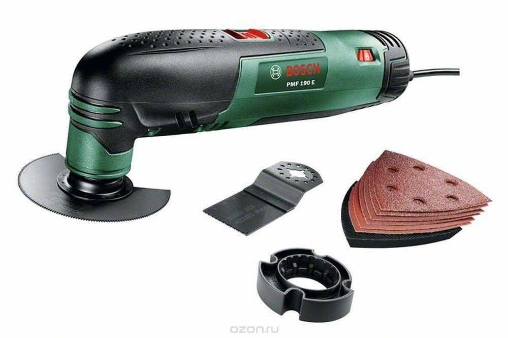 Универсальный инструмент Bosch PMF 190 Е