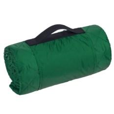 Зеленый плед для пикника Comfy