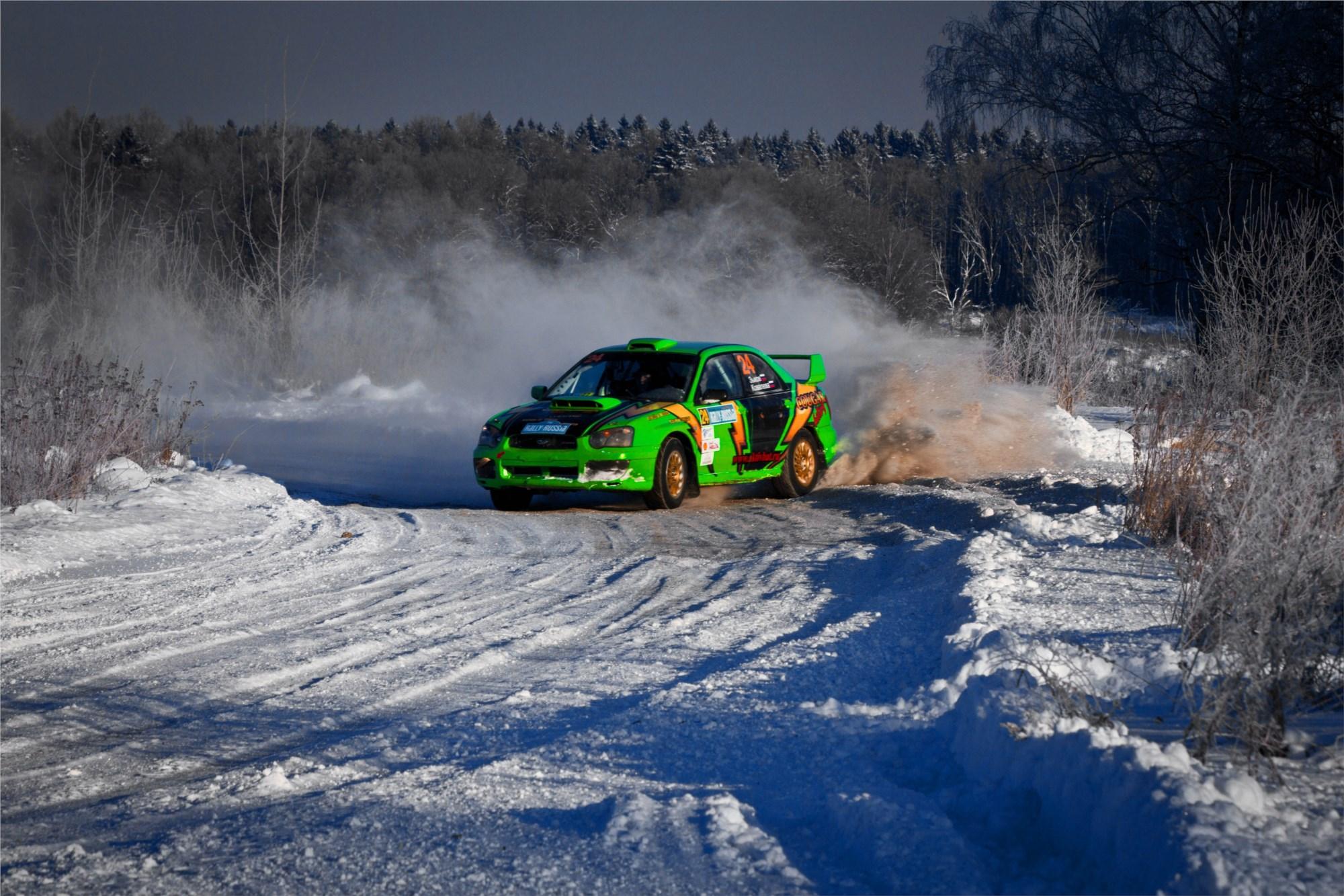 Мастер-класс экстремального вождения «Снежный вихрь»