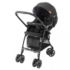 Детская коляска Aprica Luxuna (цвет: черный)