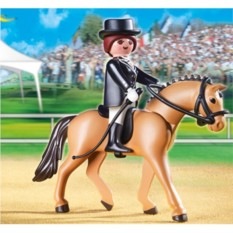Конструктор Playmobil Country Pony Ranch Объездная лошадь