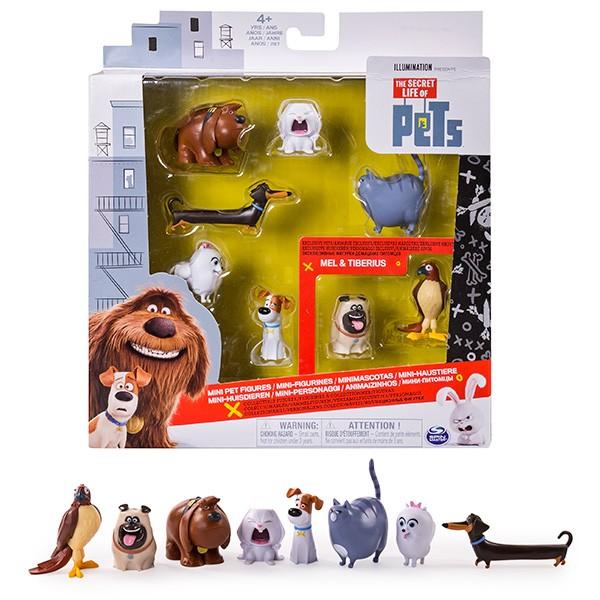 Игровой набор из м/ф Тайная жизнь домашних животных
