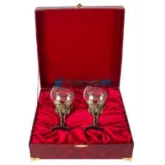 Набор из двух бокалов для вина Рассвет